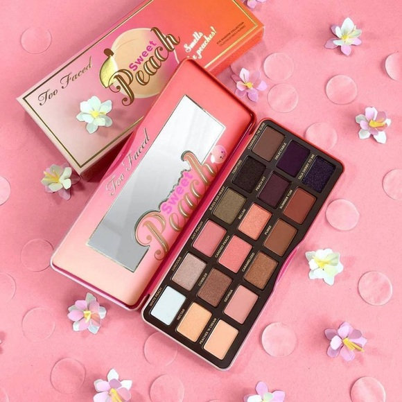 """Too Faced Other - 🍑Too Faced """"Sweet Peach"""" Eyeshadow Palette"""
